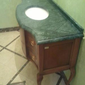 Столешница из натурального камня (мрамора) Адана, изготовить на заказ, изображение, фото 1