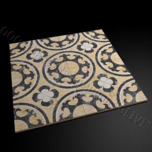Плитка из натурального мрамора Ажра, изображение, фото 5
