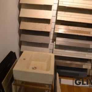 Мраморная раковина (умывальник) Атропос, каталог раковин из камня, изображение, фото 1