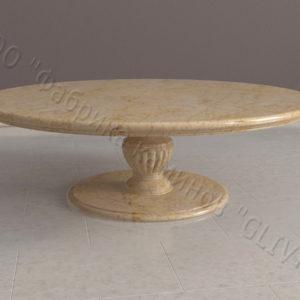 Стол из натурального камня (мрамора) Авро, интернет-магазин столов, изображение, фото 1