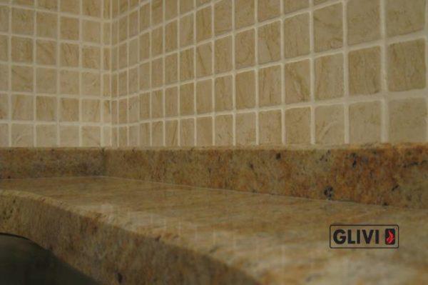Столешница из натурального камня (гранита) Бурса, изготовить на заказ, изображение, фото 3