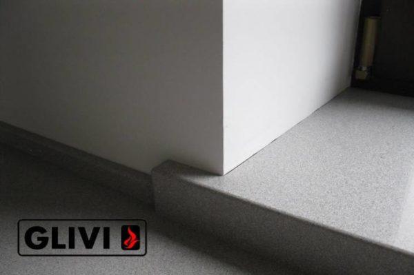 Столешница из искусственного (кварцевого) камня Дерби, изготовить на заказ, изображение, фото 2