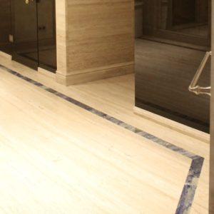 Мозаичный пол из натурального мрамора Диона, интернет-магазин полов, изображение, фото 1