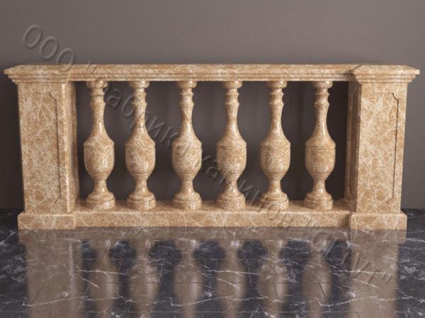 Балюстрада из камня (мрамора) Эйла, интернет-магазин (каталог) изделий из камня, изображение, фото 4