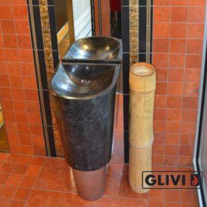 Мраморная раковина (умывальник) Маркина, каталог раковин из камня, изображение, фото 1