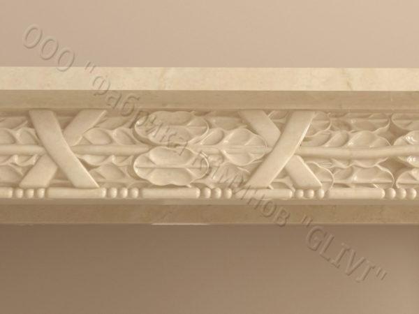 Стол из натурального камня (мрамора) Ханна, интернет-магазин столов, изображение, фото 7