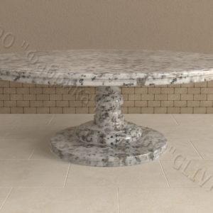 Стол из натурального камня (гранита) Иден, интернет-магазин столов, изображение, фото 1