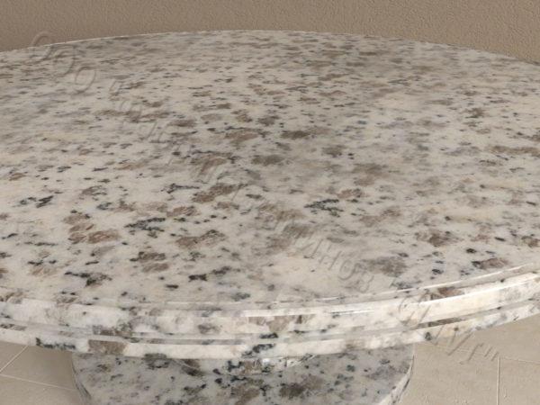 Стол из натурального камня (гранита) Иден, интернет-магазин столов, изображение, фото 3