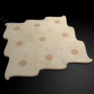Плитка из натурального мрамора Коло, изображение, фото 1