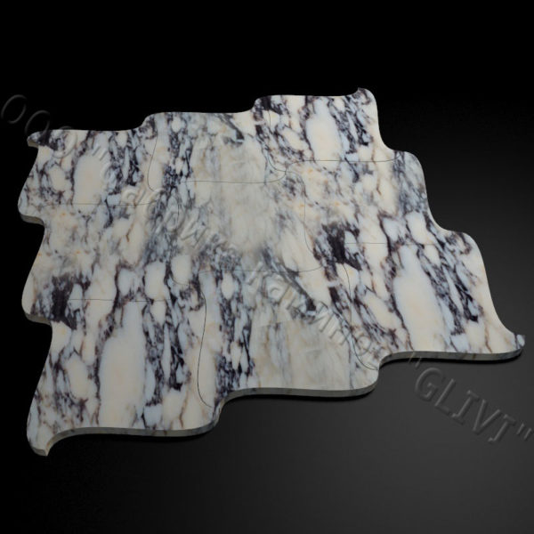 Плитка из натурального мрамора Коло, изображение, фото 3