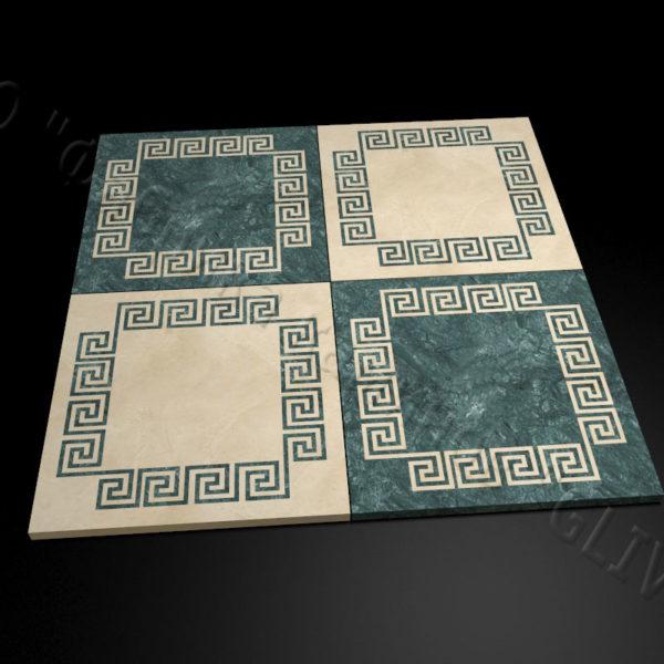 Плитка из натурального мрамора Квади, изображение, фото 3