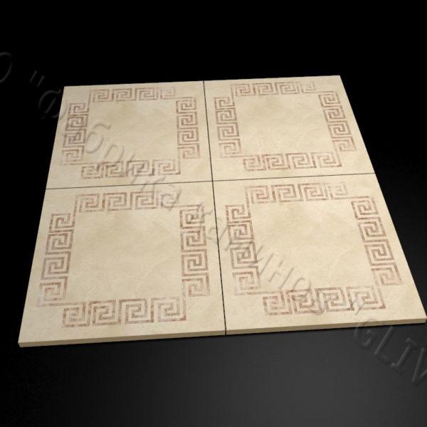 Плитка из натурального мрамора Квади, изображение, фото 2