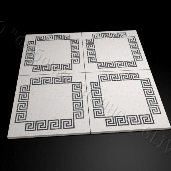 Плитка из натурального мрамора Квади, изображение, фото 1