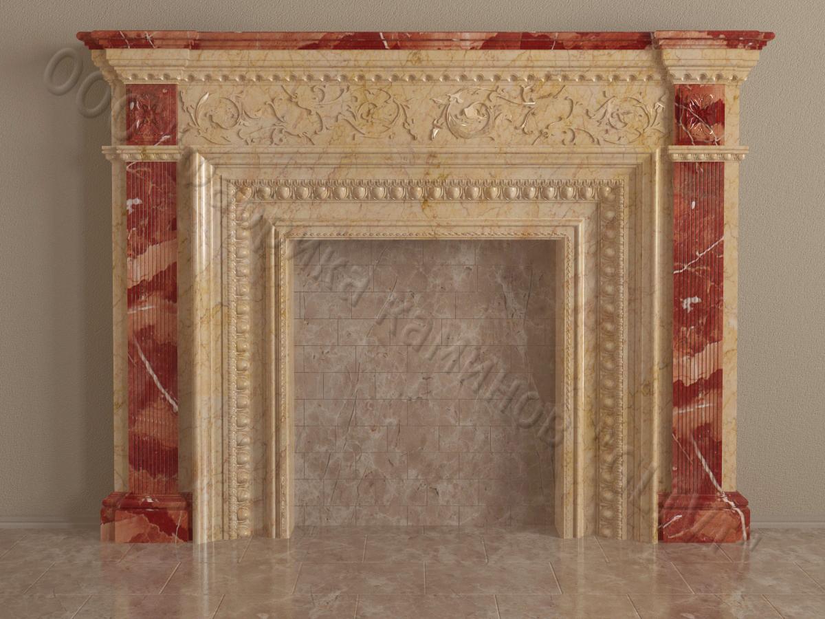 Декоративный камин (фальшкамин) Ланда