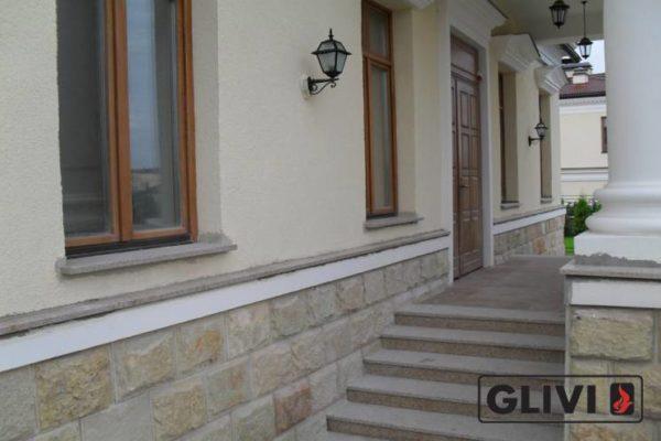 Гранитная лестница Сандра, каталог лестниц из камня, изображение, фото 3