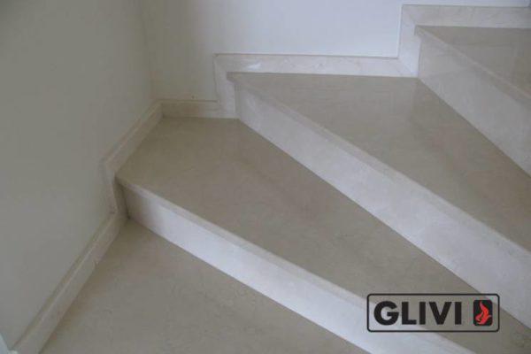Лестница из мрамора Ева, каталог лестниц из камня, изображение, фото 4