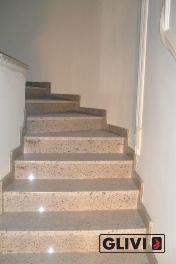Гранитная лестница Юлия, каталог лестниц из камня, изображение, фото 2