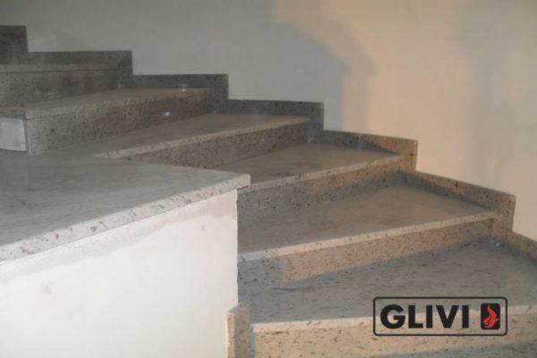 Гранитная лестница Юлия, каталог лестниц из камня, изображение, фото 3