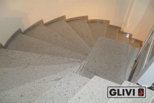 Гранитная лестница Юлия, каталог лестниц из камня, изображение, фото 4