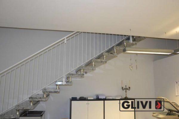 Гранитная лестница Берта, каталог лестниц из камня, изображение, фото 1