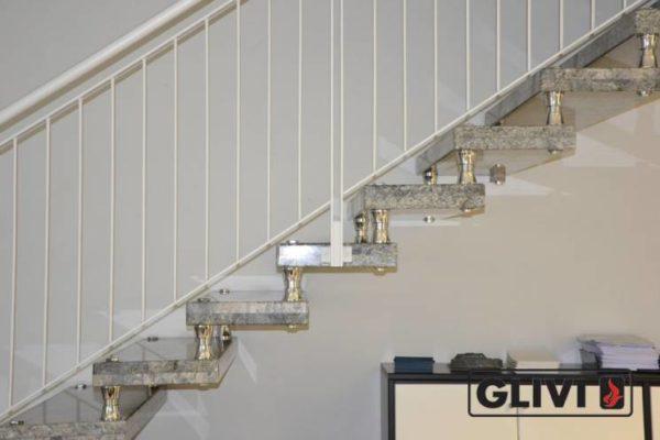 Гранитная лестница Берта, каталог лестниц из камня, изображение, фото 2
