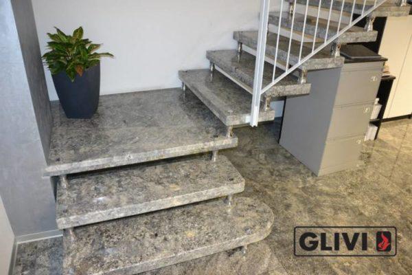 Гранитная лестница Берта, каталог лестниц из камня, изображение, фото 3