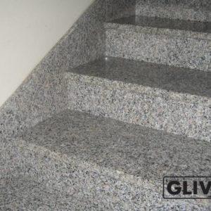 Гранитная лестница Эдит, каталог лестниц из камня, изображение, фото 1