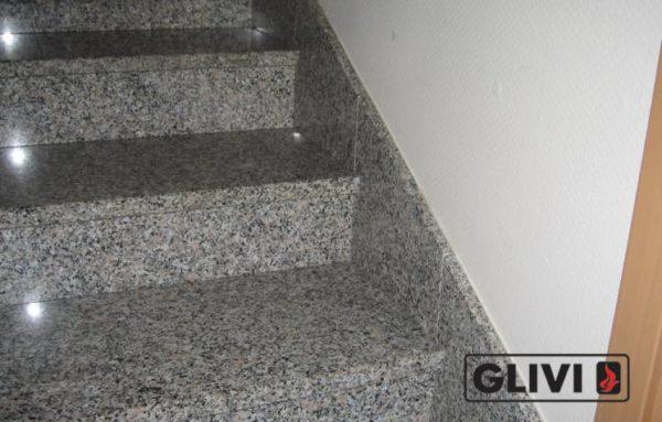 Гранитная лестница Эдит, каталог лестниц из камня, изображение, фото 3