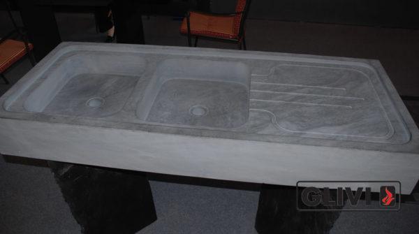 Мраморная мойка Нимфа, каталог раковин из камня, изображение, фото 1