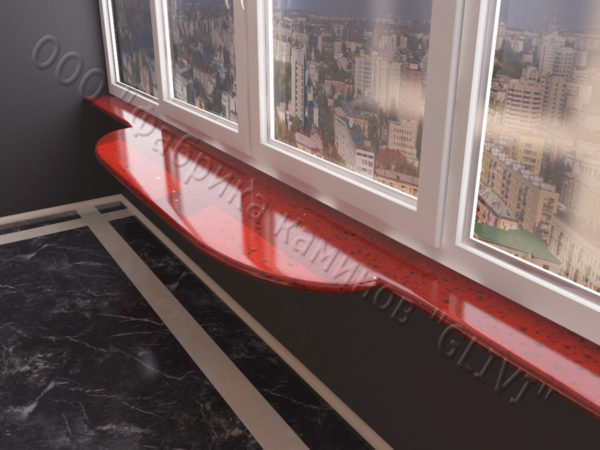 Балконная стойка Олда