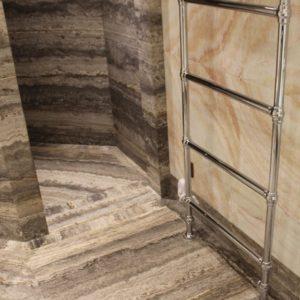 Мозаичный пол из натурального мрамора Озомена, интернет-магазин полов, изображение, фото 1