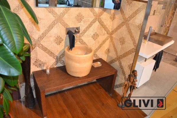 Мраморная раковина (умывальник) Паллада, каталог раковин из камня, изображение, фото 1