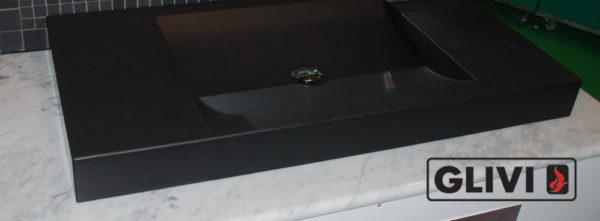 Мраморная раковина (умывальник) Пейто, каталог раковин из камня, изображение, фото 1