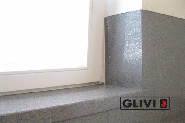 Столешница из искусственного (кварцевого) камня Призма, изготовить на заказ, изображение, фото 2