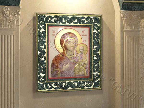 Иконостас крестовой комнаты