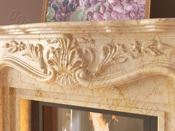 Двухсторонний (туннельный, стеклянный) камин Импрэссион, каталог каминов, изображение, фото 2