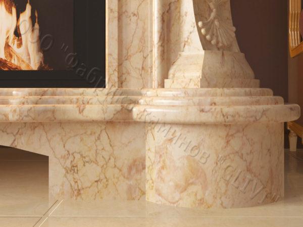 Двухсторонний (туннельный, стеклянный) камин Импрэссион, каталог каминов, изображение, фото 3
