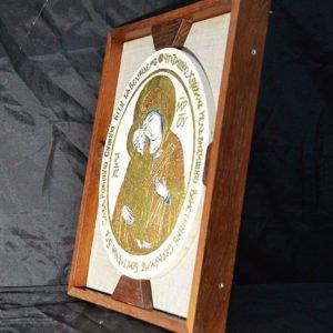 икона мраморная-Жировичи, фото