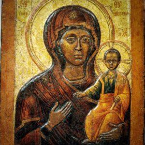 Икона Влахернская Богоматерь