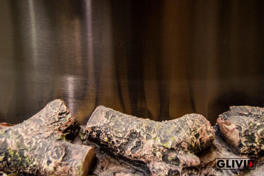 Статья Электрокамин с эффектом живого пламени, фото сделано в салоне каминов и изделий из камня Гливи на ул. П. Бровки 3, корпус 2, фото 3