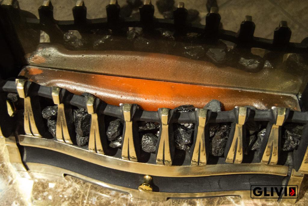 Статья Электрокамин с эффектом живого пламени, фото сделано в салоне каминов и изделий из камня Гливи на ул. П. Бровки 3, корпус 2, фото 18