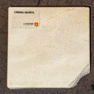 Мрамор Crema Marfil, салон Гливи, фото 17