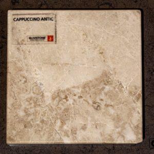 Мрамор Cappuccino обработка антик, салон Гливи, фото 1