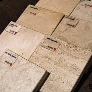 Коллекция натурального камня в салоне Гливи, фото 8