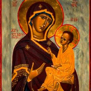 Икона Стокгольмская Богородица