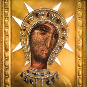 Икона Филермская Божия Матерь