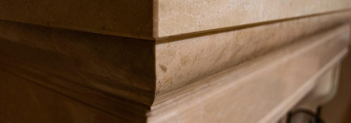 Снятие фаски, обрезка (обработка) профиля кромки камня, услуга от Гливи, фото 6