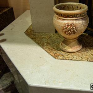 Снятие фаски, обрезка (обработка) профиля кромки камня, услуга от Гливи, фото 8