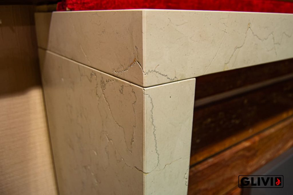 Снятие фаски, обрезка (обработка) профиля кромки камня, услуга от Гливи, фото 9