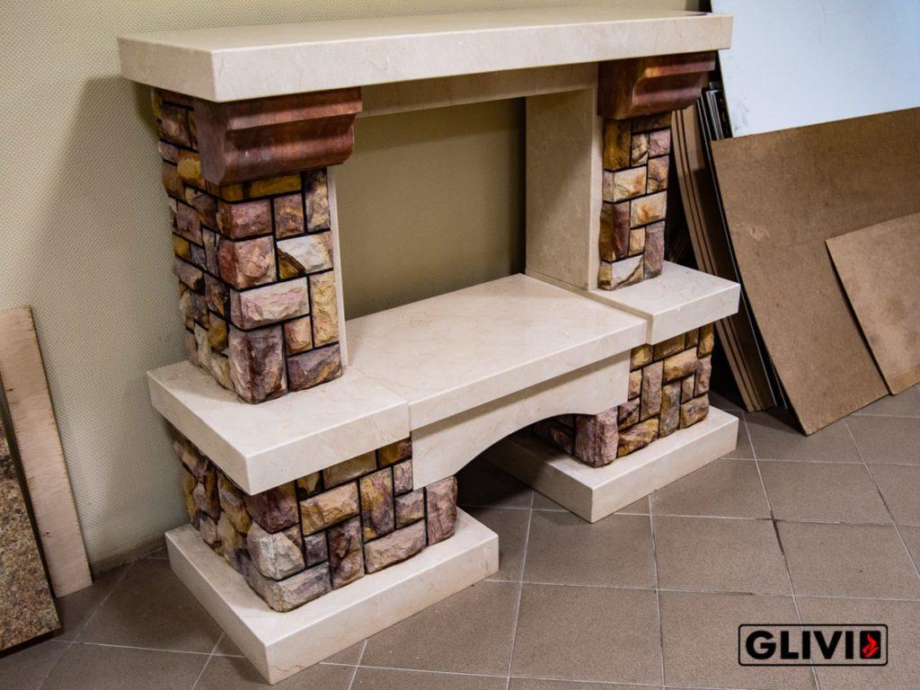 Изображение для статьи по Монтажу изделий из натурального камня от Гливи, сделано для сайта Гливи Бел, фото 6